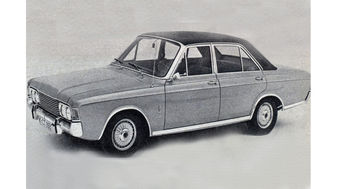 Ford, 20 M, IAA 1969