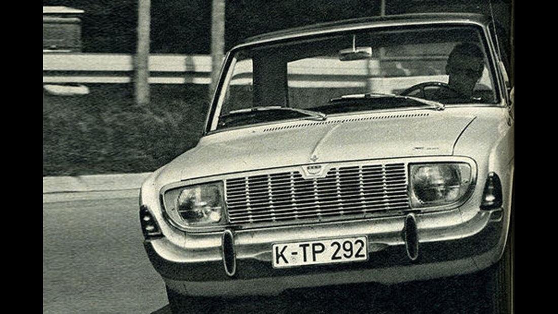 Ford, 20M, TS, IAA 1967