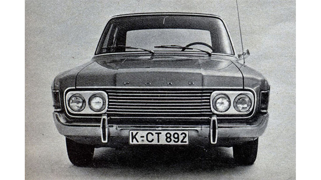 Ford, 26 M, IAA 1969