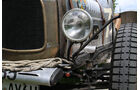 Ford A, Frontscheinwerfer