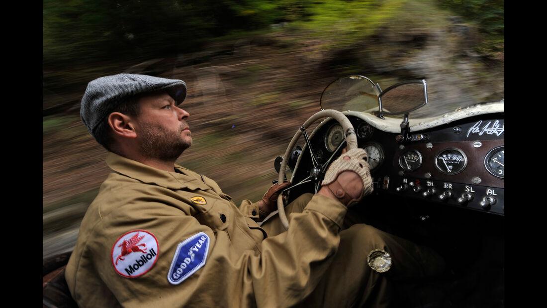 Ford A Racer, Cockpit