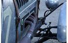Ford A Speedster, Auspuff