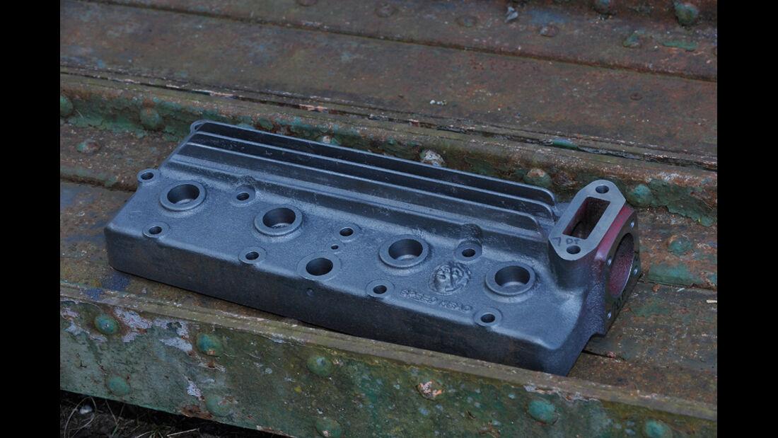 Ford A Speedster, Ersatzteil, Detail