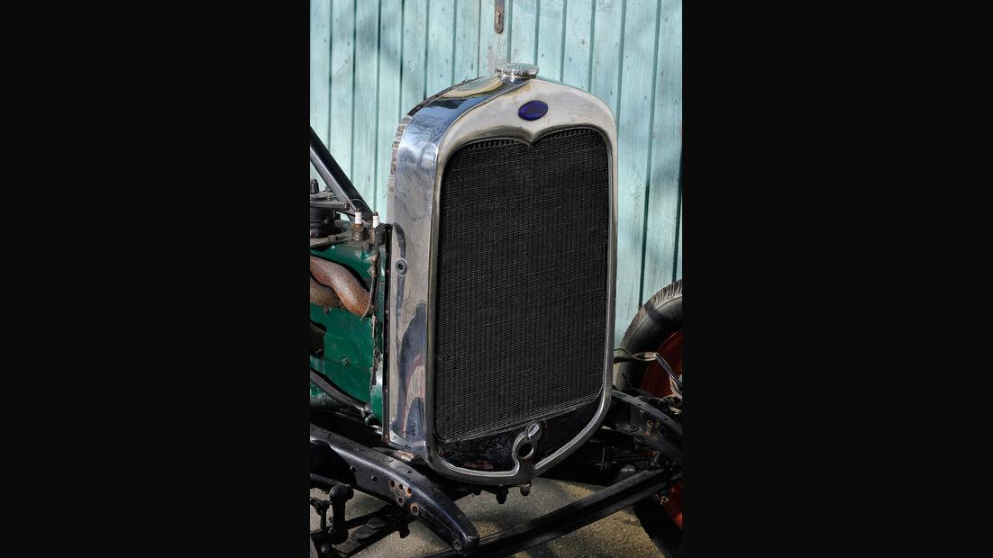 Ford A Speedster, Kühlergrill