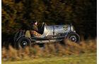 Ford A Speedster, Seitenansicht