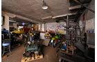 Ford A Speedster, Werkstatt
