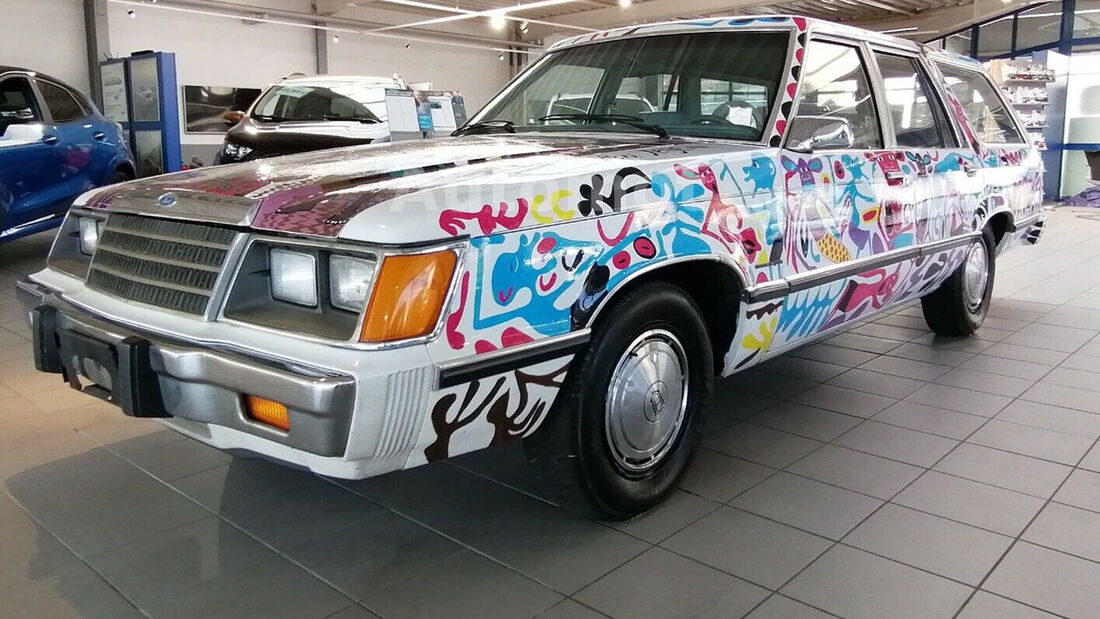 Ford Art Car G. Lilanga