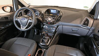 Ford B-Max 1.0 Ecoboost, Cockpit