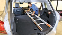 Ford B-Max 1.0 Ecoboost, Ladefläche, Kofferraum