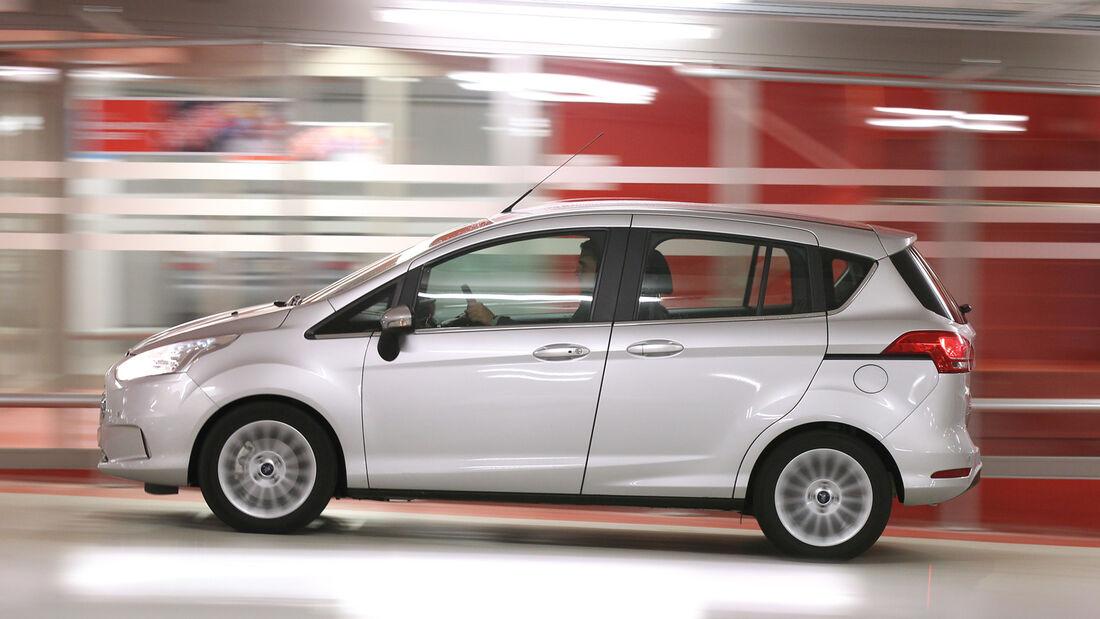 Ford B-Max 1.0 Ecoboost, Seitenansicht