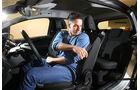 Ford B-Max 1.0 Ecoboost Titanium, Fahrersitz