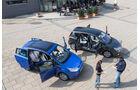 Ford B-Max 1.6 TDCi, Opel Meriva 1.6 CDTI, Türen