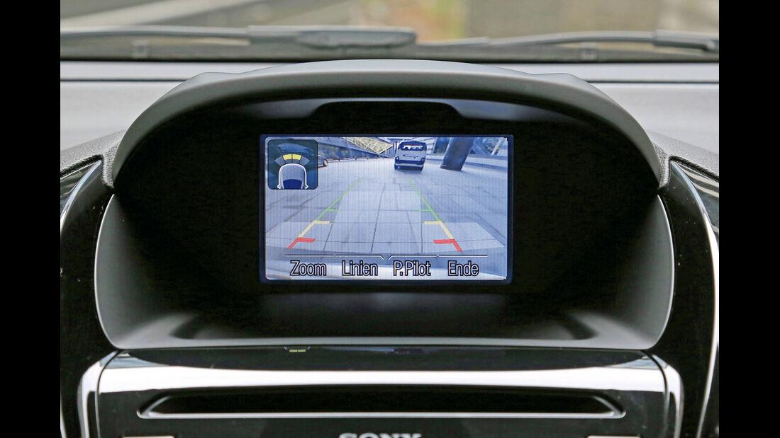 Ford B-Max 1.6 TDCi, Rückfahrkamera
