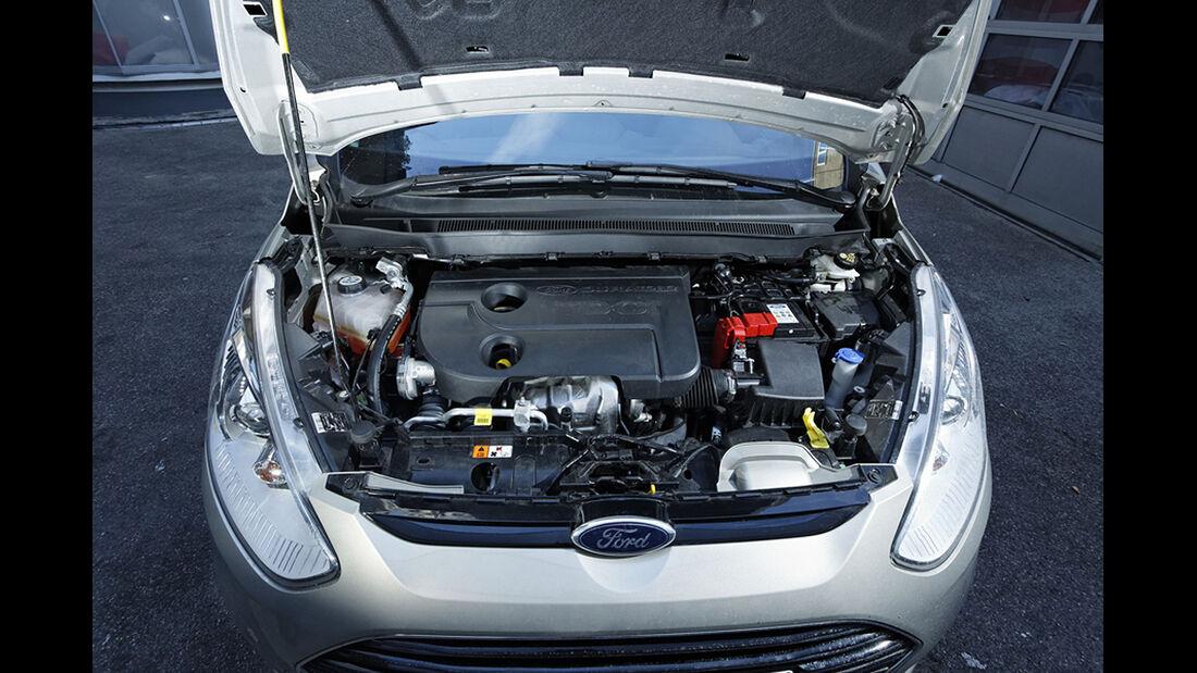 Ford B-Max 1.6 TDCi Titanium, Motor