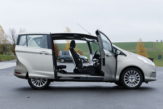 Ford B-Max 1.6 TDCi Titanium