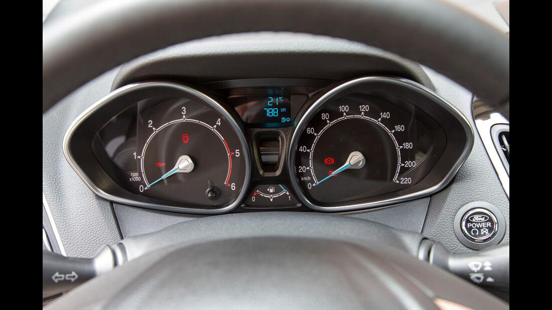 Ford B-Max, Rundelemente