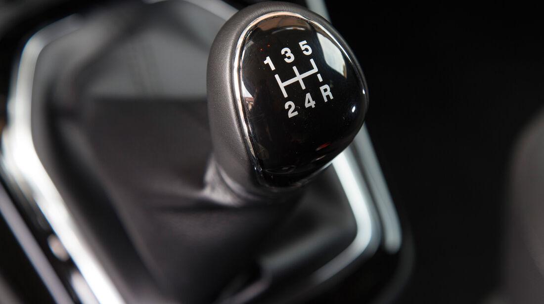 Ford B-Max, Schalthebel, Schaltknauf