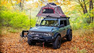 Ford Bronco (2021) Overland Concept