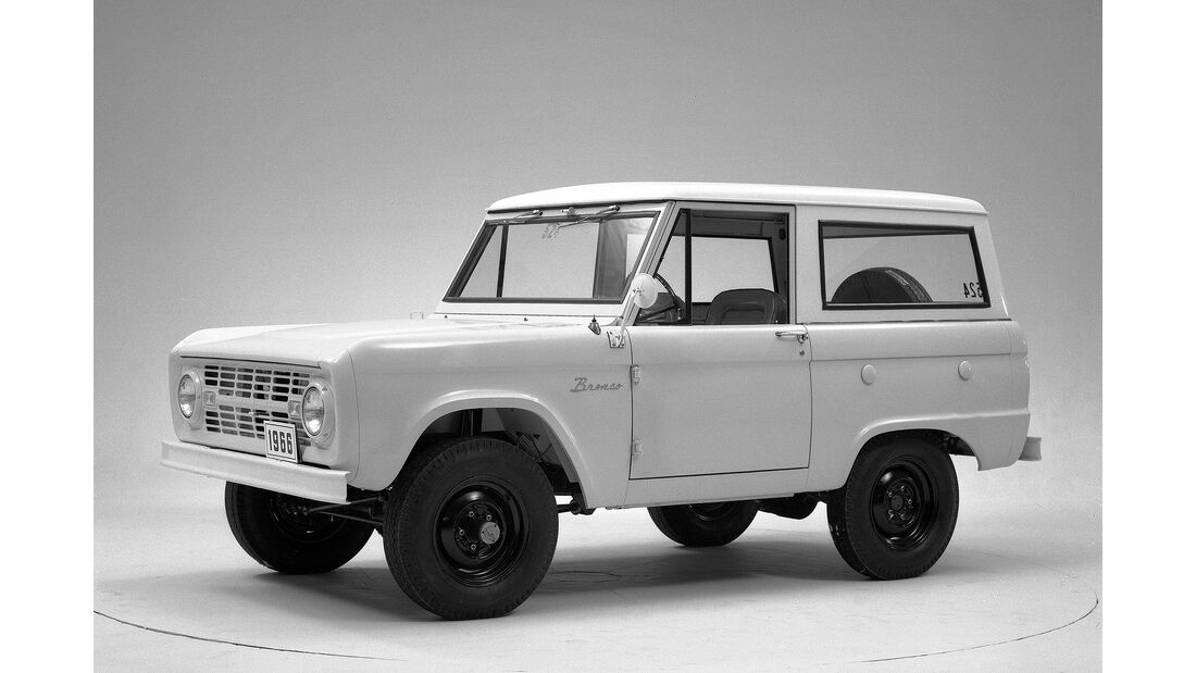 Ford Bronco Modelljahr 1966