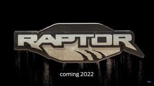 Ford Bronco Raptor Teaser