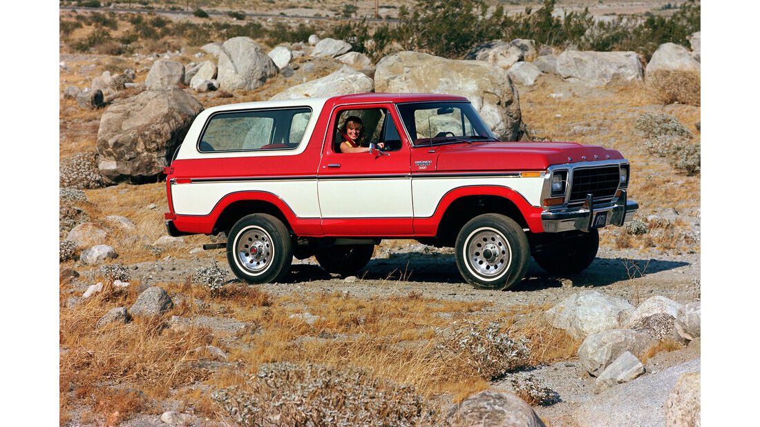 Ford Bronco Version 1978