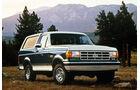 Ford Bronco Version 1987