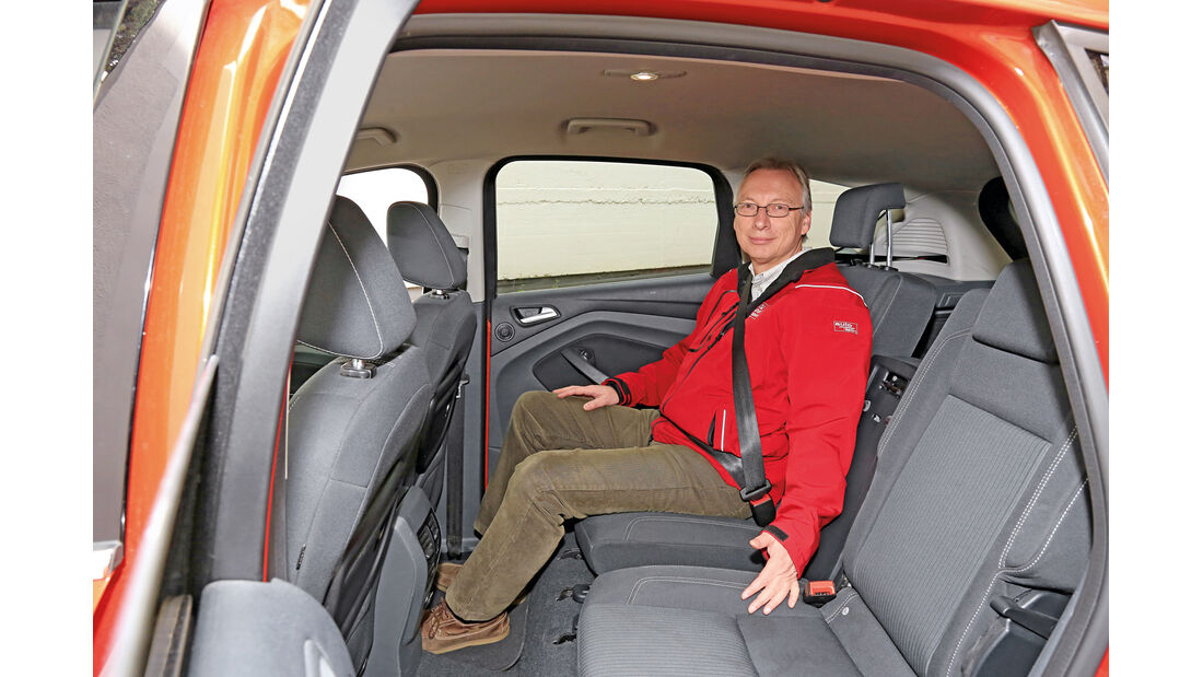 Ford C-Max 1.6 Ecoboost, Bernd Stegemann