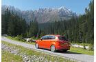 Ford C-Max 1.6 Ecoboost, Heckansicht