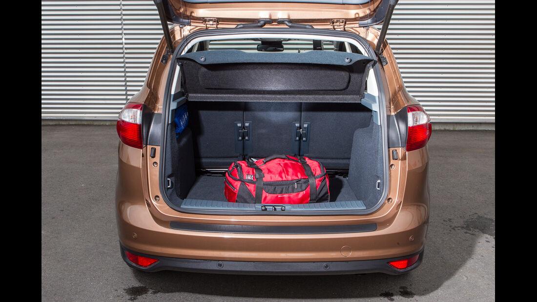 Ford C-Max 1.6 Ecoboost, Kofferraum