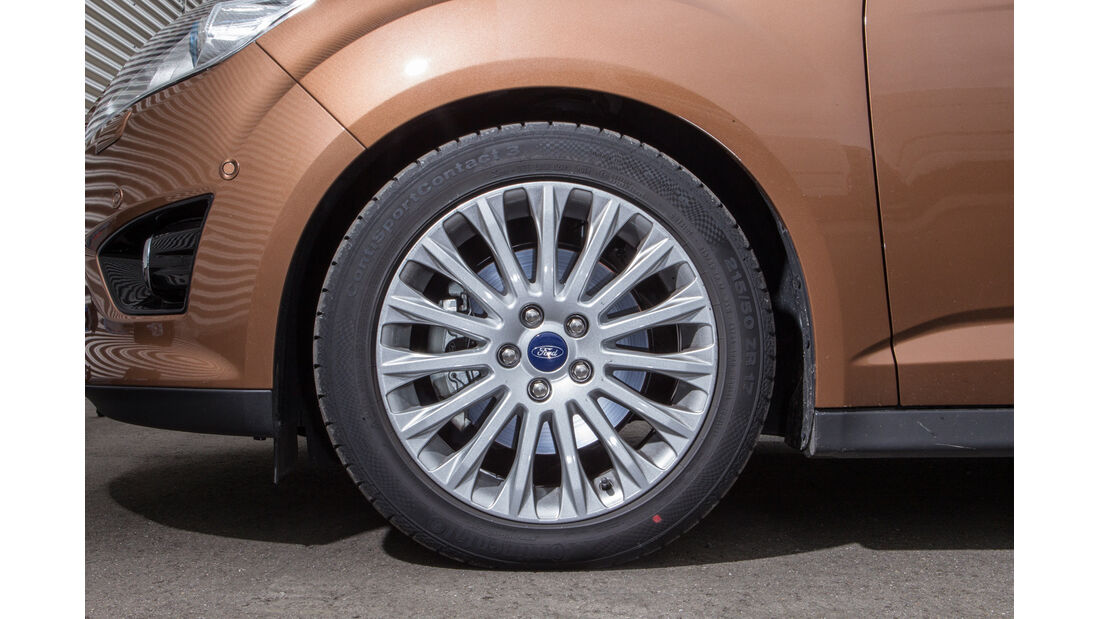 Ford C-Max 1.6 Ecoboost, Rad, Felge