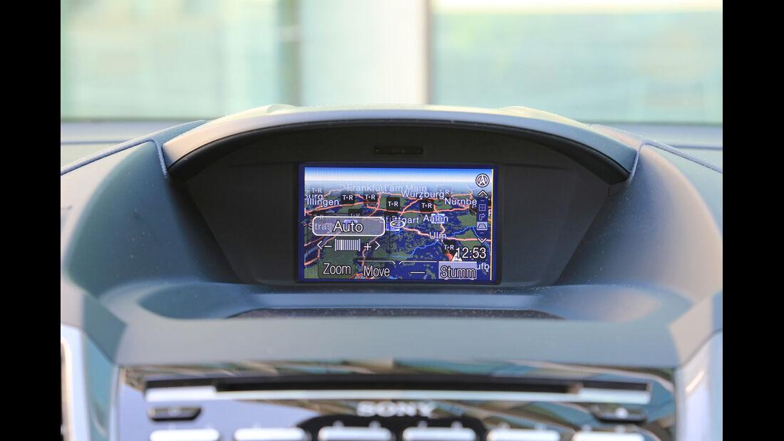 Ford C-Max 2.0 TDCI, Navi, Bildschirm