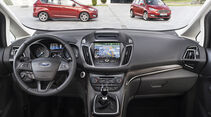 Ford C-Max, Cockpit