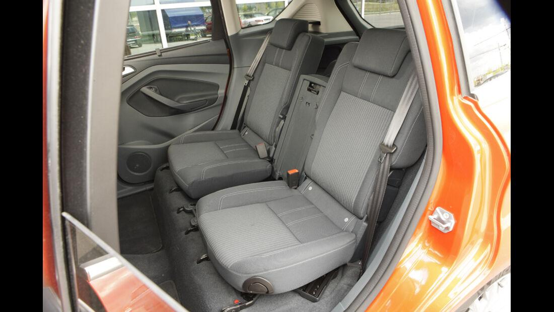 Ford C-Max, Fond