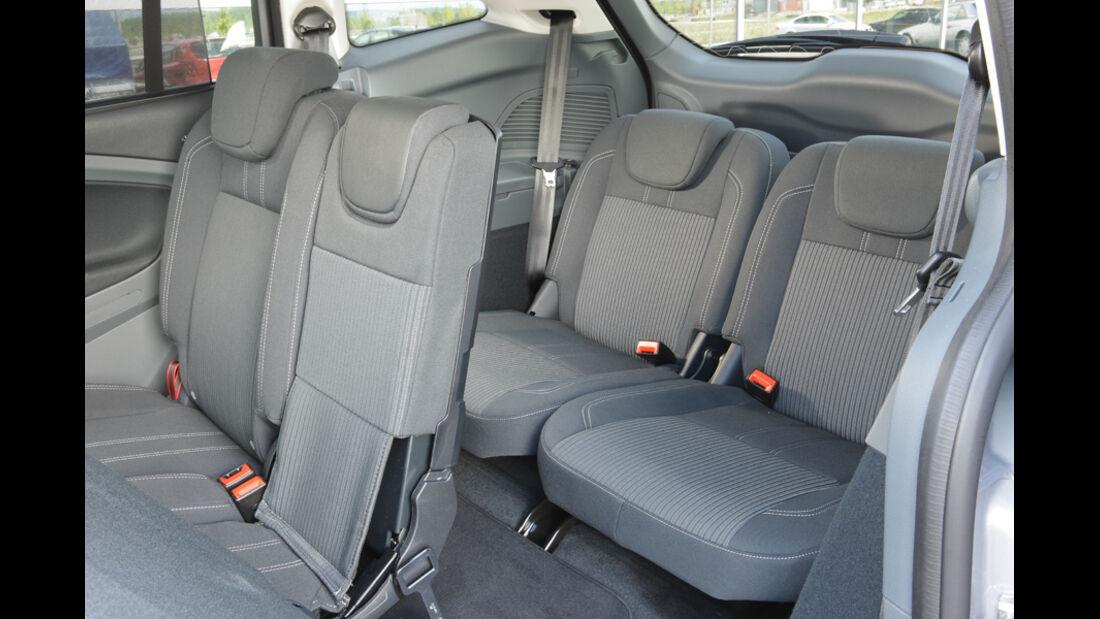 Ford C-Max, Ford Grand C-Max, Fond