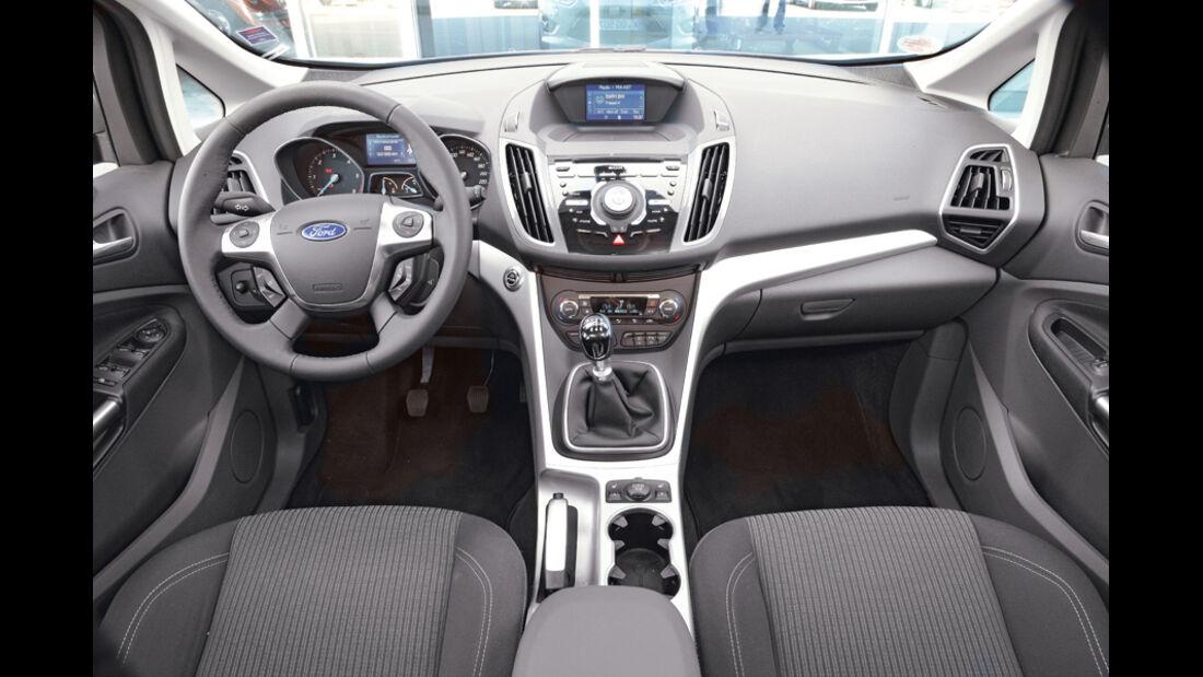 Ford C-Max, Ford Grand C-Max, Innenraum