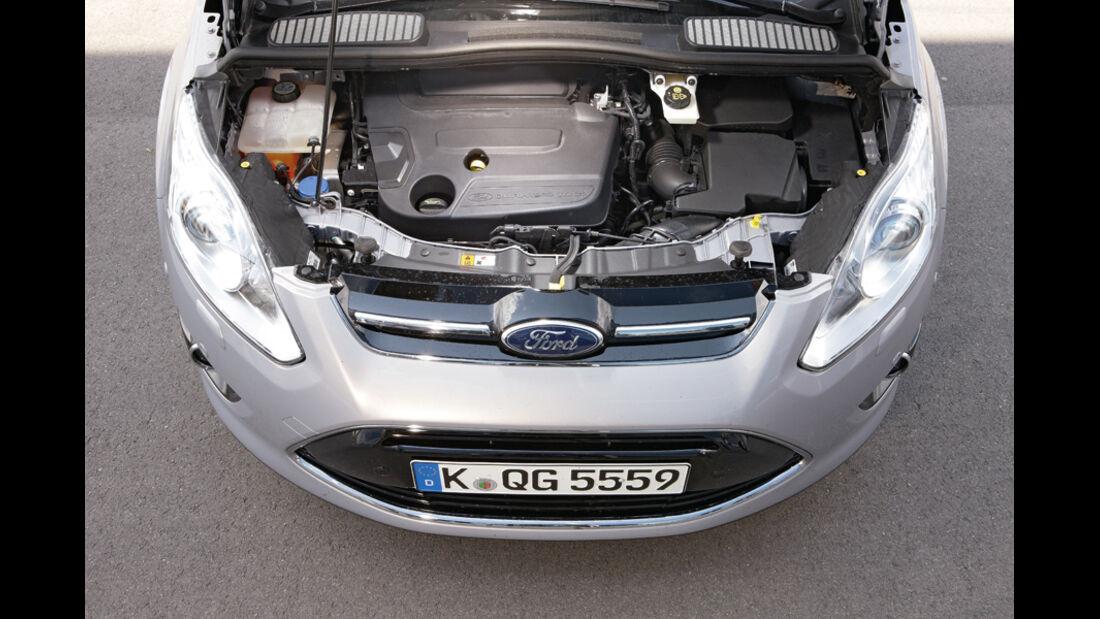Ford C-Max, Ford Grand C-Max, Motor, 2.0 TDVi, 115/140/163 PS