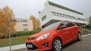Ford C-Max, Front-Seitenansicht