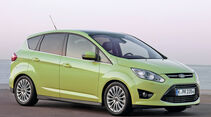 Ford C-Max, Frontansicht