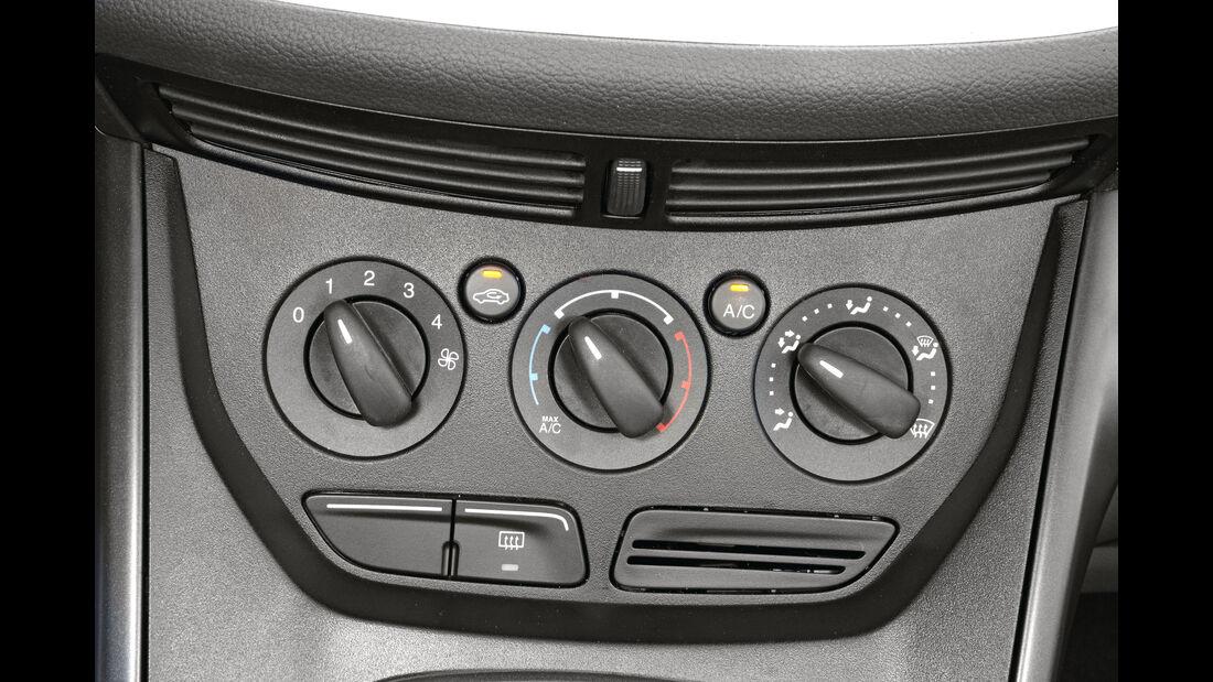 Ford C-Max, Interieur