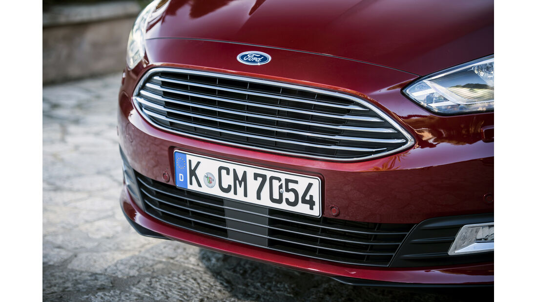Ford C-Max, Kühlergrill