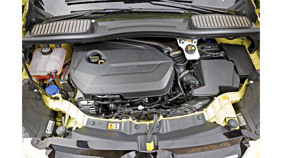 Ford C-Max,Motor