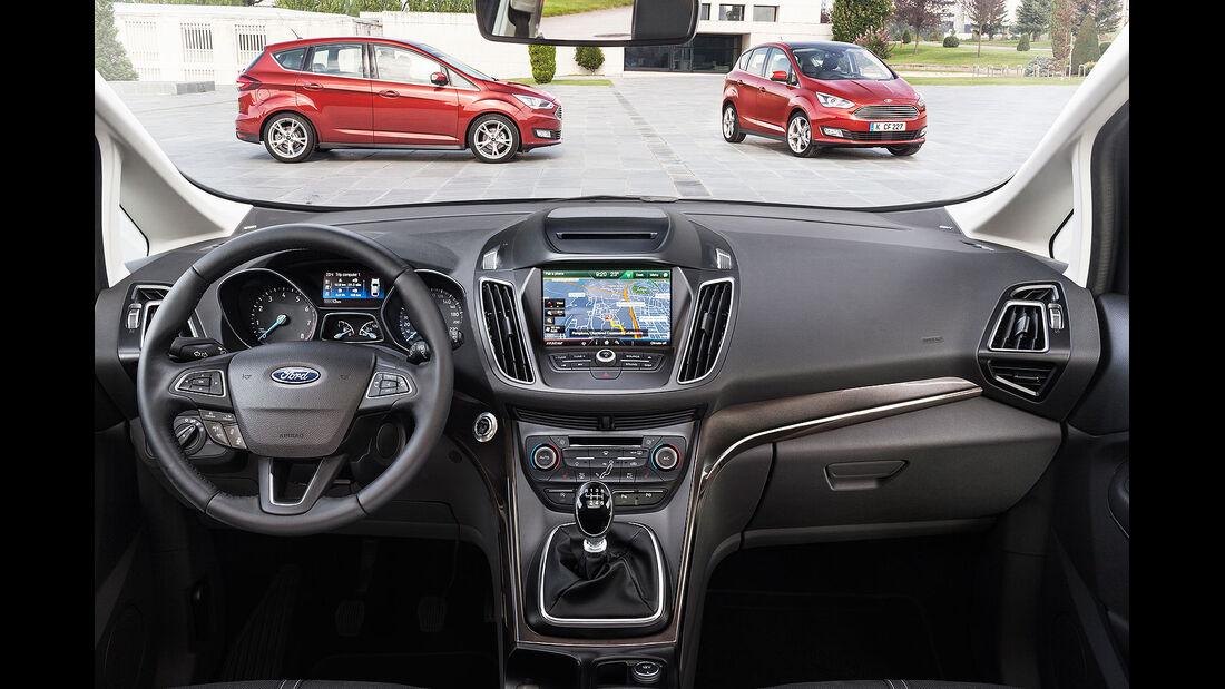 Ford C-Max Paris 2014