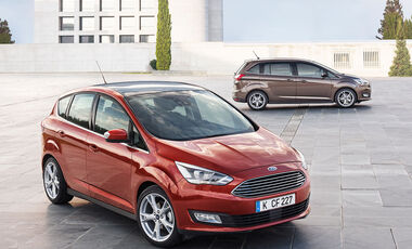 Ford C-Max Paris 2014