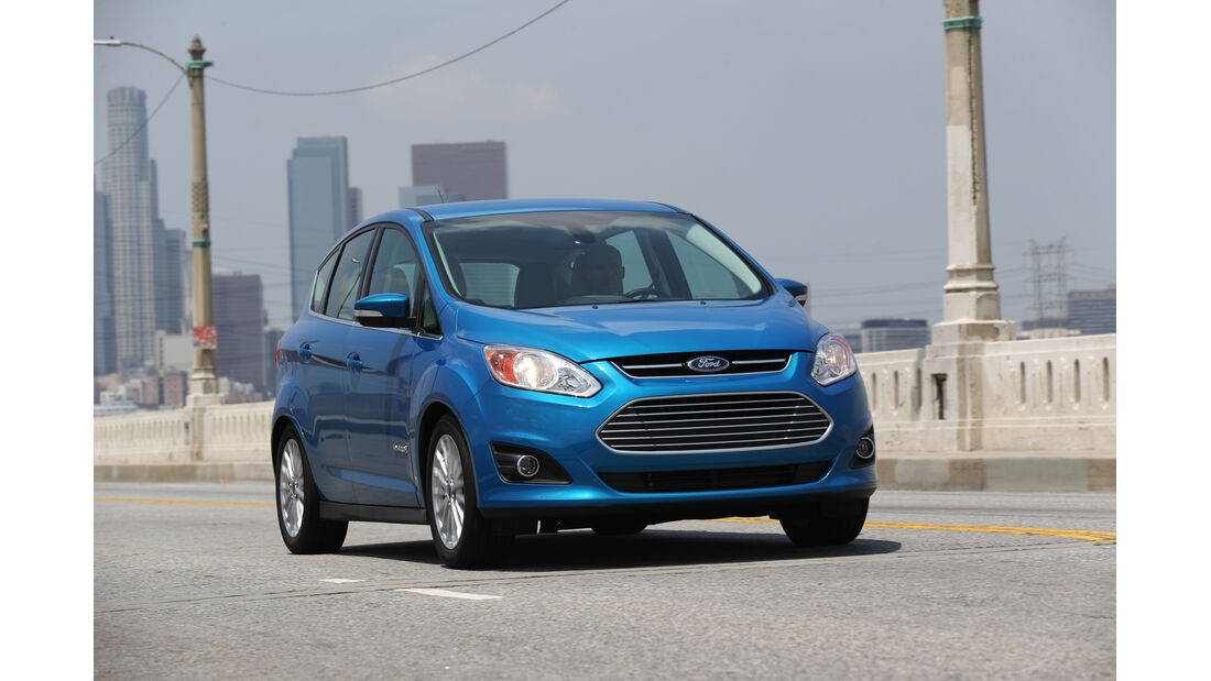 Ford C-Max Plug-in-Hybrid, Frontansicht