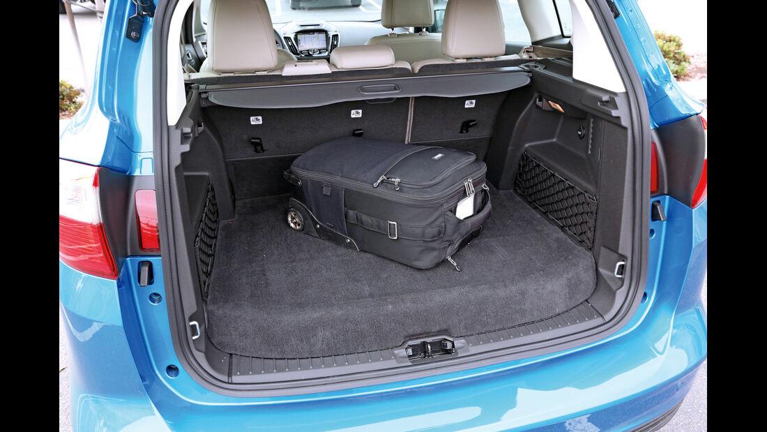 Ford C-Max Plug-in-Hybrid, Kofferraum