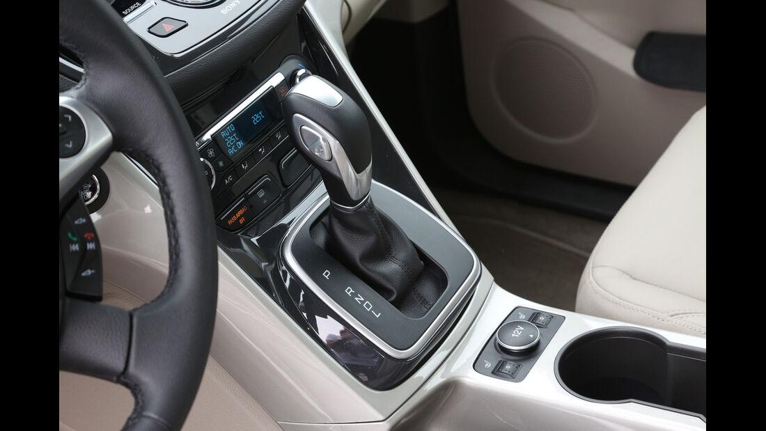 Ford C-Max Plug-in-Hybrid, Schalthebel