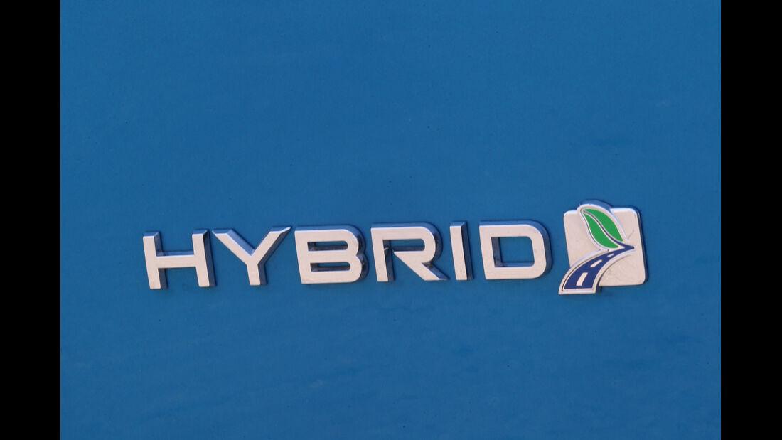 Ford C-Max Plug-in-Hybrid, Typenbezeichnung