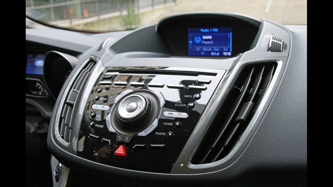 Ford C-Max, Radio-Navigation