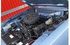 Ford Capri 1974-1986, Motor