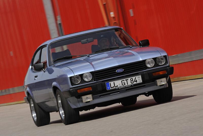 Ford Capri 1974-1986
